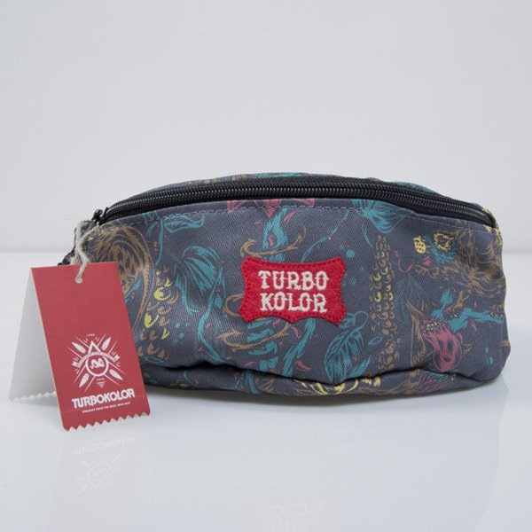 Turbokolor saszetka Hip Bag No12 print