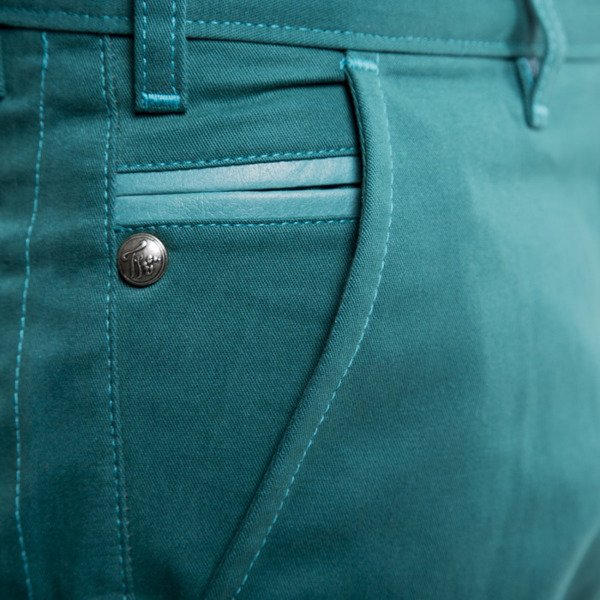 Turbokolor spodnie Chino Standard Slim Fit FW13 Mint