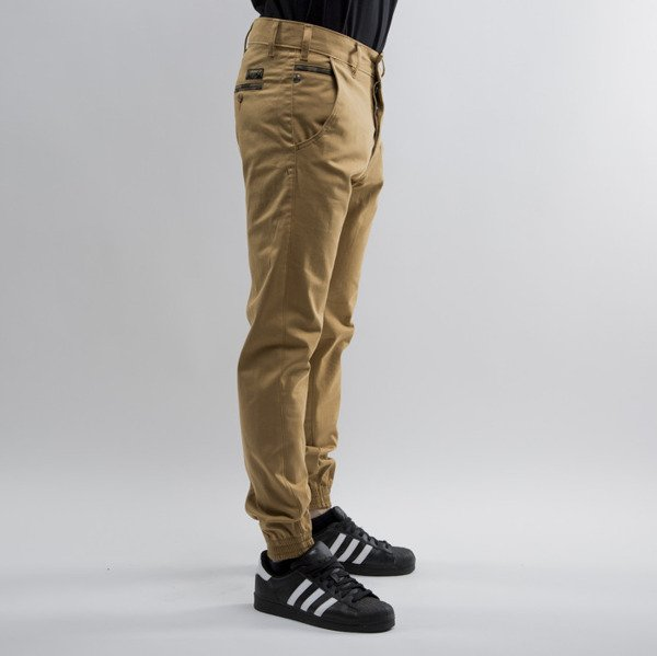 Turbokolor spodnie Chinos Trainer mustard