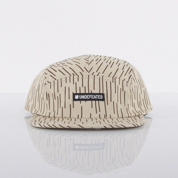 Undefeated czapka 5panel Rain Drop khaki