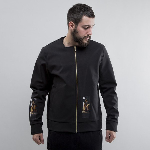 Urban Flavours kurtka NYC SOHO MULTIPLY Bomber black