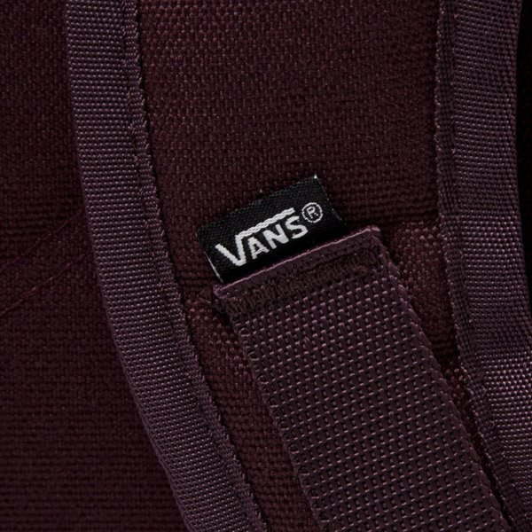 Vans plecak Old Skool Plus burgundy (VN0002TM4QU)