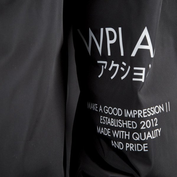 We Peace It kurtka jacket Japan Parka black