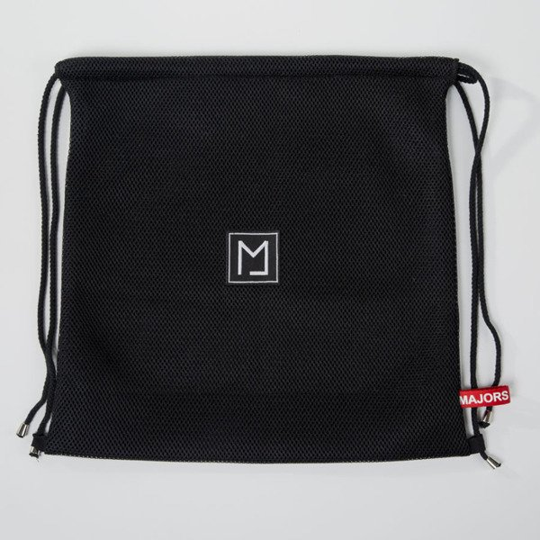Worek na plecy Majors gim bag M Bag black