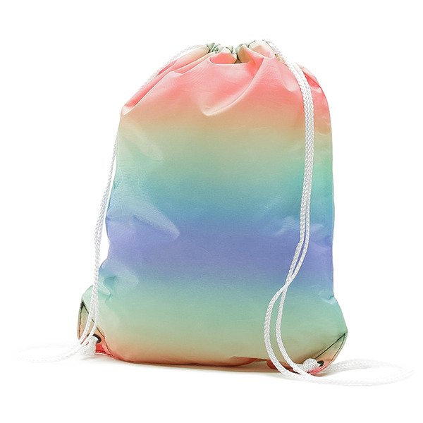 Worek na plecy Vans Benched Bag Raingow multicolor (VN000SUFRNC)