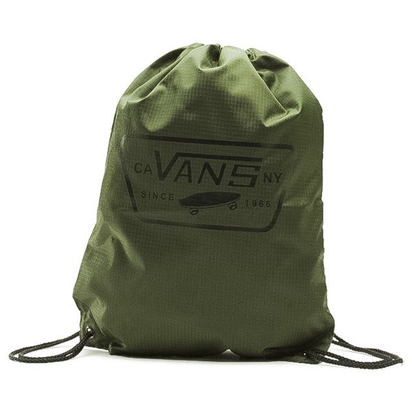 Worek na plecy Vans League Bench Ba rifle green (VN0002W69I8)