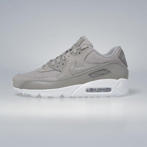 Sneakers buty Nike Air Max 90 Premium cobblestone cobblestone white 700155 007