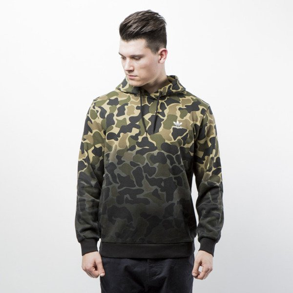 uk availability new arrivals new release Sweatshirt Adidas Originals Camouflage Hoodie multicolor CE1547