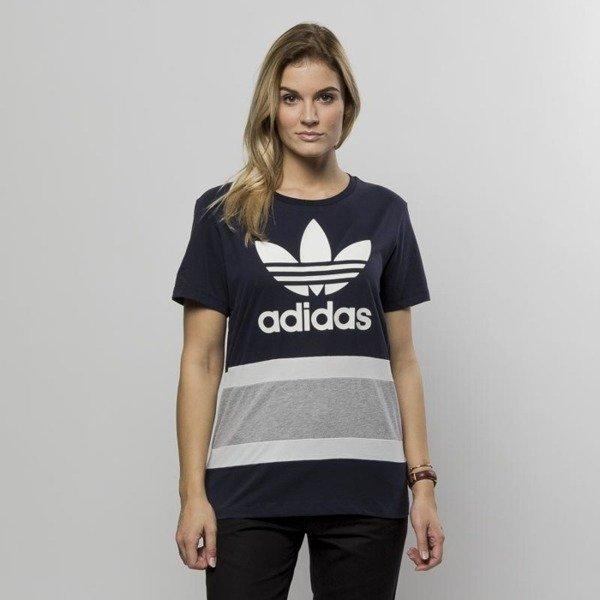 4a90e9936114 Adidas Originals women t-shirt Boyfriend Trefoil Tee BS4366 ...