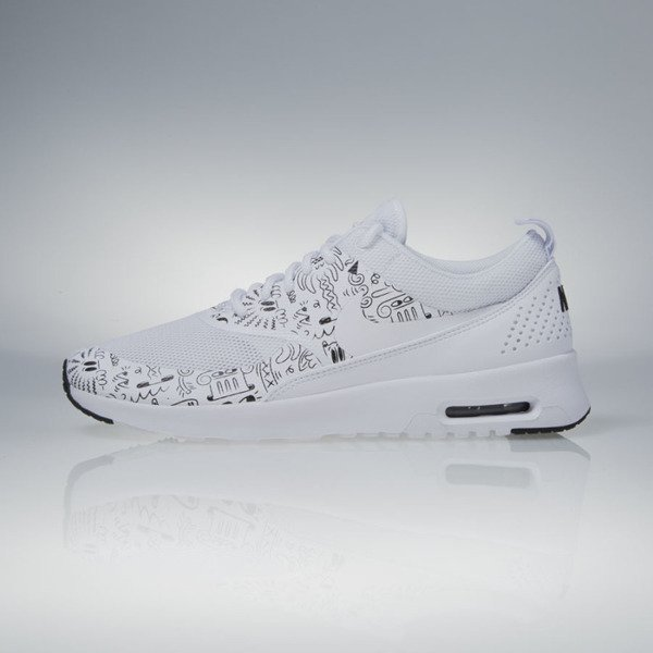 low priced 14e12 3cb41 ... Nike WMNS Air Max Thea Print white   white-black (599408-103) ...