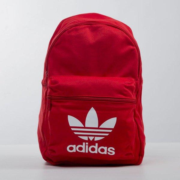 Adidas Originals Backpack CL Tricot red (AY7750)   Bludshop.com 7cb48f82e5