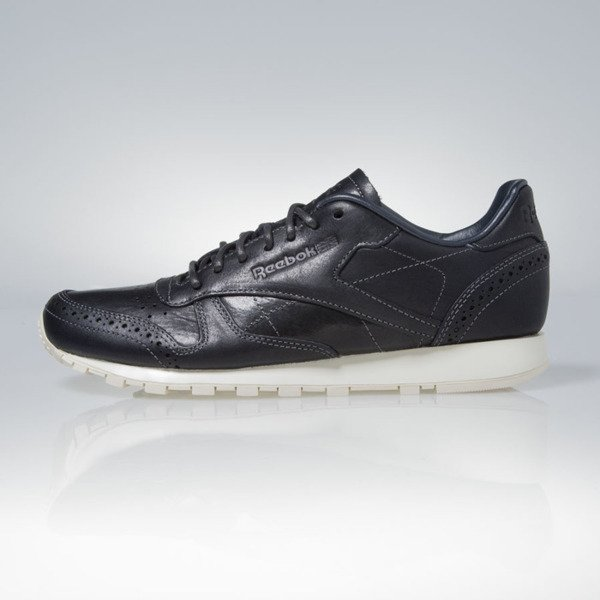 Reebok Classic Leather Lux CF STEAD navy sandtrap canvas (V55143)