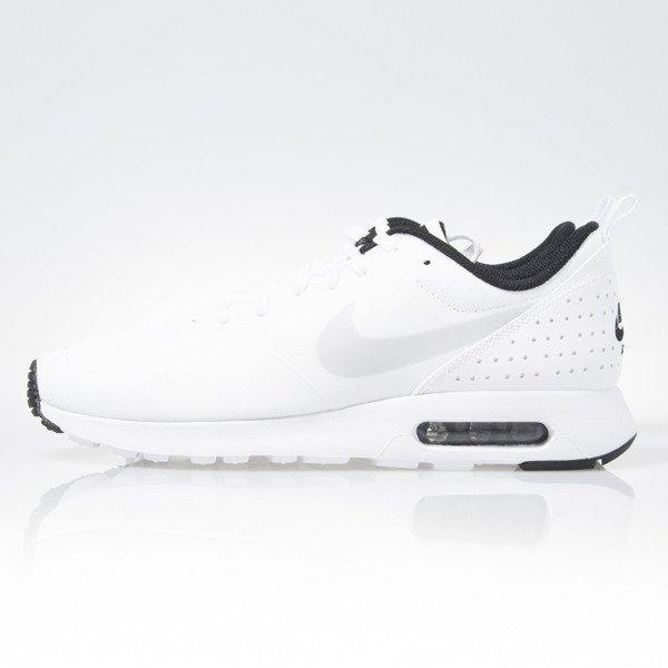 Sneakers buty Nike Air Max Tavas white pure platinum black (705149 103)