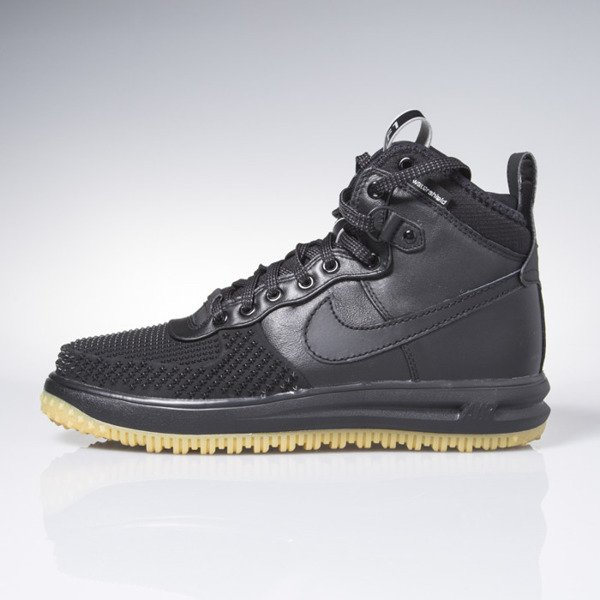 ... Nike Lunar Force 1 Duckboot black   black-metallic silver-an 805899-003  ... 068ecf4fda