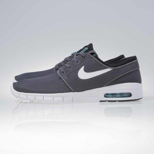 4f83619d449 ... Nike SB Stefan Janoski Max dark grey   white-black-gmm blue (631303 ...