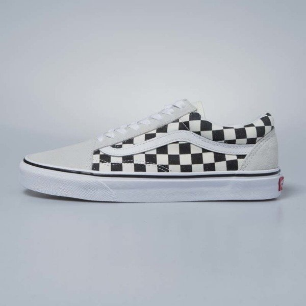 vans old skool checkboard