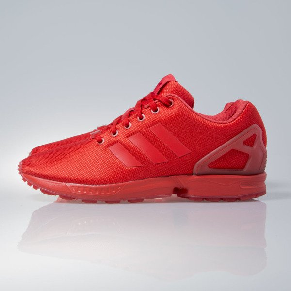 save off 8e31c b374e Adidas Originals Zx Flux red / red (AQ3098)