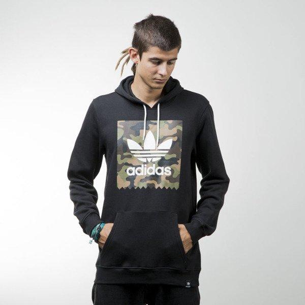 adidas originals kapuzensweatshirt camo bb hd