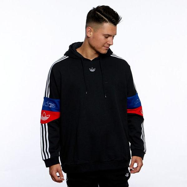 Bluza Adidas Originals Trefoil big logo crewneck streetwear