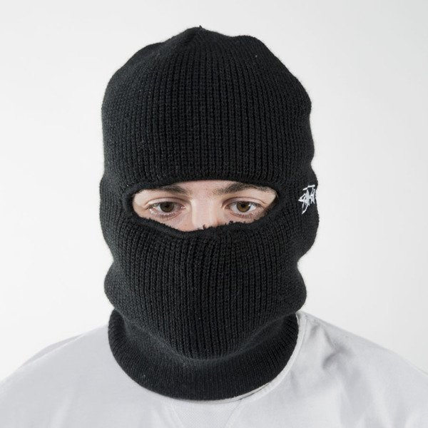 ... Stussy winter cap STOCK Ski MAsk black ... 1a51068c5f4