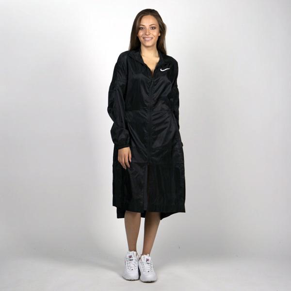 da526cd8 Jacket Parka Nike Sportswear Swoosh black | Bludshop.com