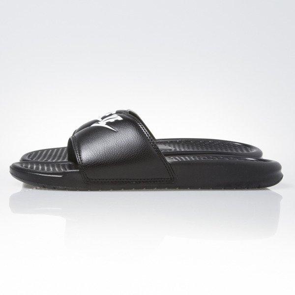 pretty nice 20ca7 f88cc Nike Benassi Jdi black  white (343880-090)  Bludshop.com