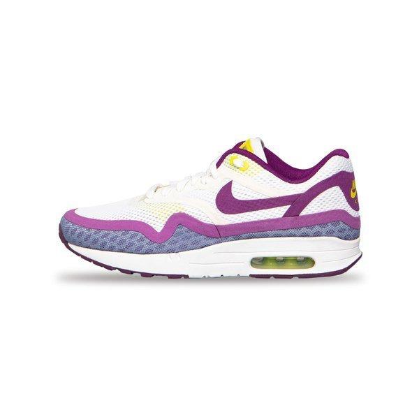 Buty Nike Air Max 1 Wmn (desertblack green glow white)