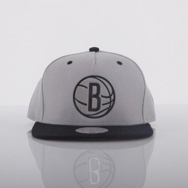 Mitchell   Ness cap Brooklyn Nets black Team Sonic EU245  b80571334d8a