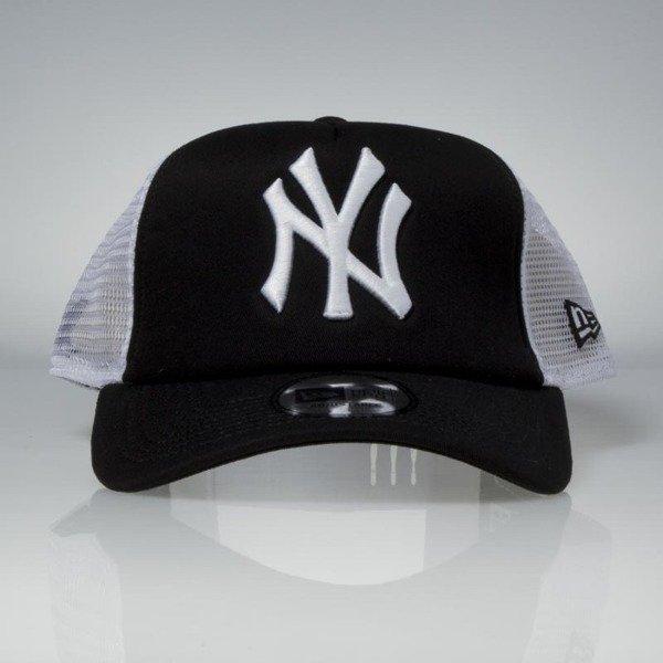 2182fb8f7d030 New Era snapback New York Yankees Clean Trucker Cap black   white ...