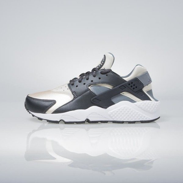 b72bb299a93a5 ... Nike WMNS Air Huarache Run anthracite   oatmeal-cool grey 634835-019 ...