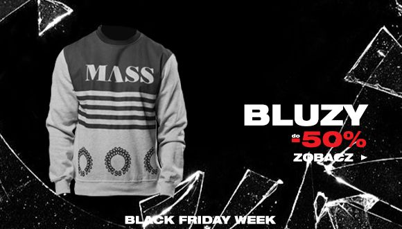 Black Friday week - Bluzy do -50%