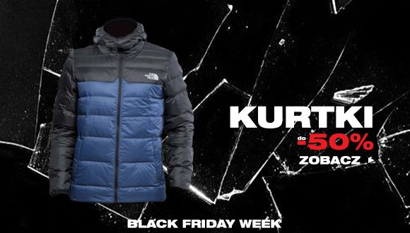 Black Friday week - Kurtki do -50%