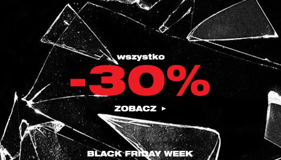 Black Friday week - Wszystko do -30%