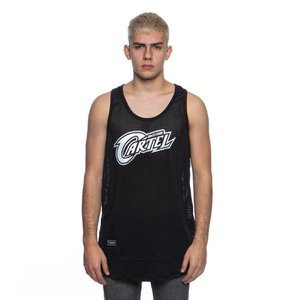 Backyard Cartel Tank Top Sweat Sport black SS2017
