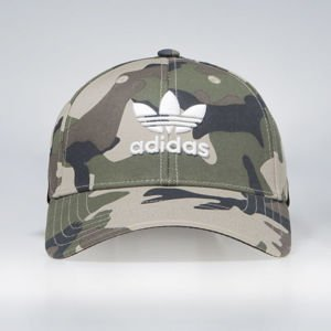 Adidas Originals Clas Cap Camo blacar/white