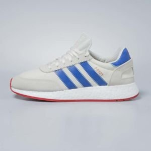 Adidas Originals I-5923 off white / blue / core red BB2093