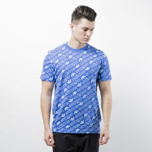 Adidas Originals T-shirt AOP Tee blue CE1557