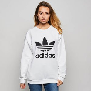 Adidas Originals Trefoil Sweatshirt white BP9498