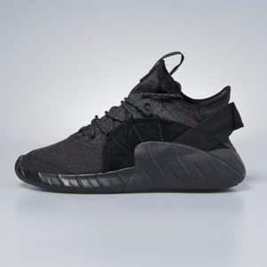 Adidas Originals Tubular Rise core black / core black / core red BY3557