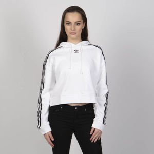 Adidas Originals WMNS Cropped Hoodie white