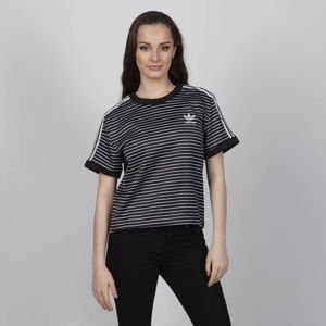 Adidas Originals WMNS T-shirt 3 Stripes Tee black