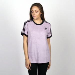 Adidas Originals WMNS T-shirt 3 Stripes Tee soft vision