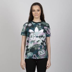 Adidas Originals WMNS T-shirt Trefoil Tee multicolor