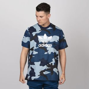 Adidas Originals t-shirt Camo Tee multicolor / conavy