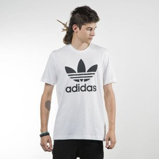 Adidas Originals t-shirt Orig Trefoil white (AJ8828)