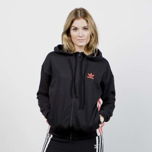 Adidas Originals women Zip Hoodie black
