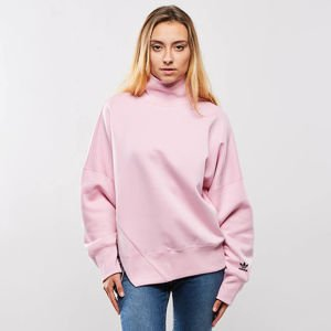 Adidas Originals women sweatshirt Sweatshirt wonder pink