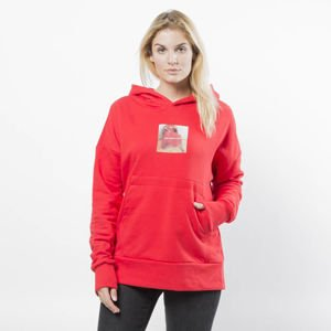 Admirable WMNS Hoodie Rihanna red