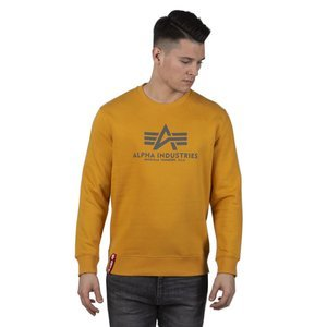 Alpha Industries Basic Sweater wheat