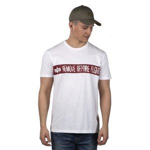 Alpha Industries t-shirt RBF T white